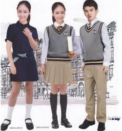 中学校服系列