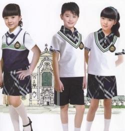 昆山小学校服